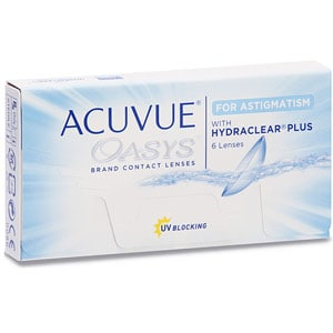 acuvue oasys astigmatism contact lens