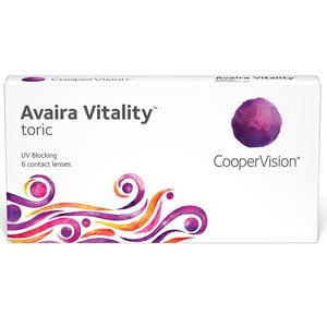 vitality toric contact lens