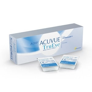Acuvue TruEye 1 day contact lens