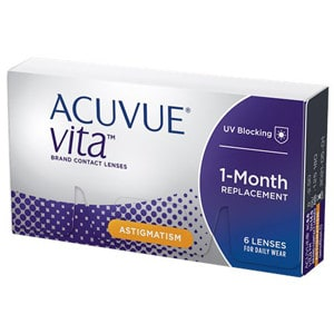 Acuvue Vita for Astigmatism Contact Lens